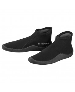 CALZARI GO SOCK 3 - THIN SOLE SCUBAPRO - NERO