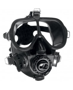 Full face maschera Scubapro - 24.150.000 - NERO