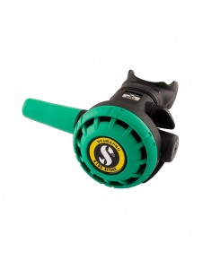 Scubapro Regulator Second Stage R195 Octopus Nitrox - NERO - AZZURRO