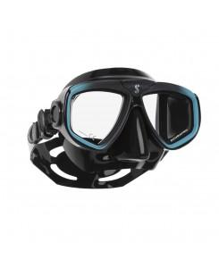 Zoom evo mask Scubapro - 24.157.001 - NERO - TURCHESE