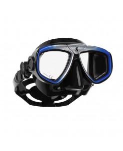 Zoom evo mask Scubapro - 24.157.001 - NERO-BLU