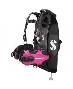 Scubapro Women's Buoyancy Compensator Hydros Pro - ROSA