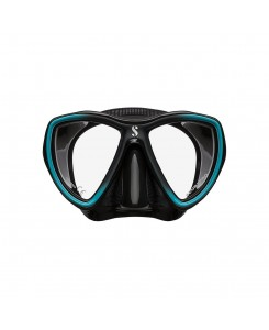 Synergy Mini maschera Scubapro - 24.716.130 - NERO - TURCHESE