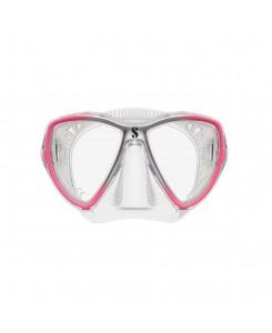 Synergy Mini maschera Scubapro - 24.716.130 - ROSA-GRIGIO