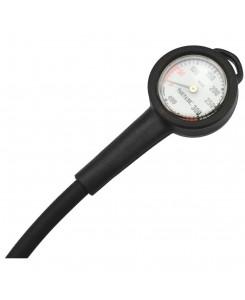 Manometro compact pressure gauge Seac - 0600010 - NERO