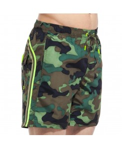 Sundek pantaloncino mare lungo vita elasticata M505BDP0153
