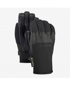 Guanti da uomo [ ak ] Gore-tex clutch glove Burton snowboard 2020 - TRUE BLACK