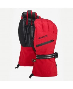 Men's Burton GORE-TEX Glove + Gore Warm technology - FLAME SCARLET