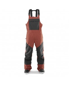 GIACCA UOMO SNOWBOARD BASEMENT BIB THIRTY-TWO