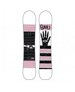 Women's snowboards GNU Gloss 2020