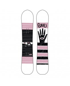 Women's snowboards GNU Gloss 2020 - FANTASIA