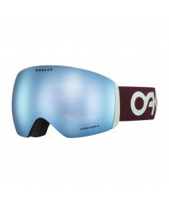 MASCHERA DA NEVE FLIGHT DECK OAKLEY - FACTORY PILOT PROGRESSION / PRIZM SAPPHIRE