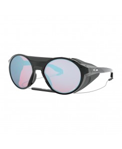 Oakley Clifden Sunglasses 2020 - POLISHED BLACK / PRIZM SNOW SAPPHIRE