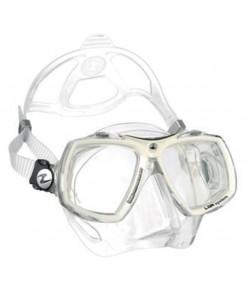 Maschera da sub LOOK 2 Aqualung 2020 - BIANCO