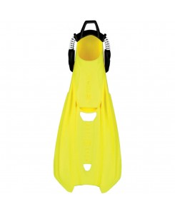 Pinne storm Aqualung 2020 - GIALLO
