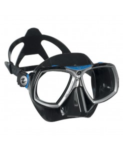 Maschera da sub LOOK 2 Aqualung 2020 - NERO