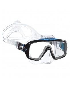 Maschera da sub Ventura+ Aqualung - BLU