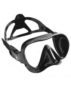 Maschera da sub Linea Aqualung - NERO