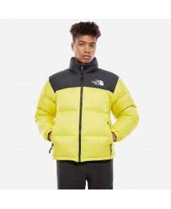 Giacca da uomo ripiegabile 1996 Retro Nuptse North Face - DW9 TNF LEMON