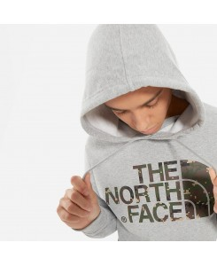 Felpa con cappuccio da uomo Standard 3XYD The North Face P/E 2020 - DYX TNF LIGHT GREY