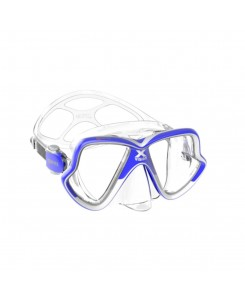 Maschera da sub x-vision mid 2.0 Mares 2020 - BLU