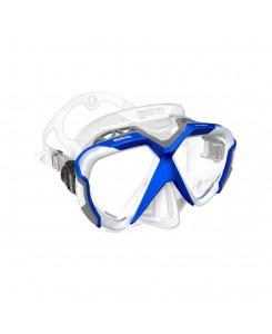Maschera da sub x-wire Mares 2020 - BLU
