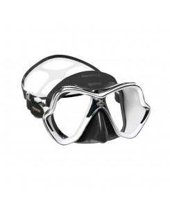 X-Vision Chrome Liquidskin maschera da sub Mares 2020 - GRIGIO