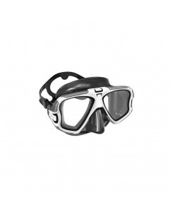 Maschera da sub EDGE Mares 2020 - NERO-BIANCO