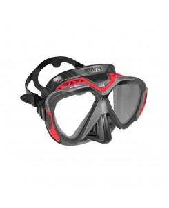 Maschera da sub x-wire Mares 2020 - ROSSO