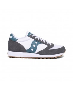 Saucony Sneakers for Men Jazz Original Vintage S/S 2020 - GREY WHITE TEAL