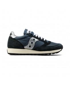 Saucony Unisex Sneakers Jazz Original Vintage S/S 2020 - BLUE NAVY SILVER