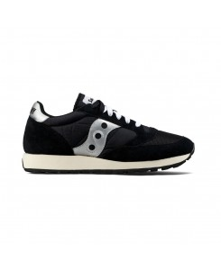 Saucony Unisex Sneakers Jazz Original Vintage S/S 2020 - BLACK WHITE