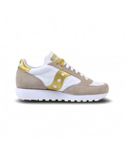 Saucony Sneakers for Women Jazz Original Vintage S/S 2020 - WHITE GOLD