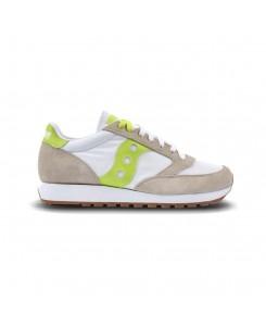 Saucony Sneakers for Men Jazz Original Vintage S/S 2020 - WHITE-CITRON