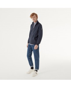 Full Zip Cotton Sweatshirt...