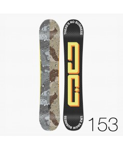 DC Snowboard Ply 2021