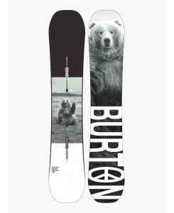 Snowboard Burton Process...