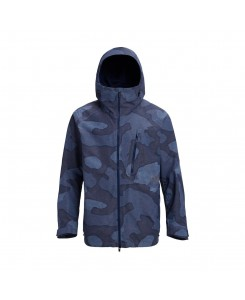 Men's Burton [ak] GORE-TEX Cyclic Jacket - ARCTIC CAMO