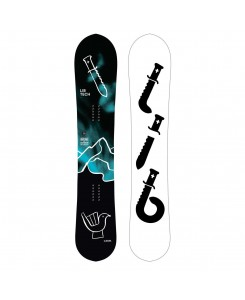 TAVOLA DA SNOWBOARD SWISS KNIFE HP LIB TECH - FANTASIA